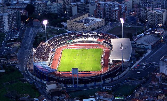 Coppa Italia, Catania-Sicula Leonzio 3-2