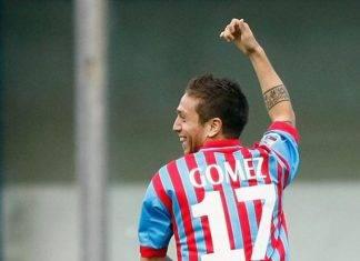 Alejandro Gomez, ex Catania