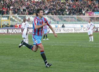Catania-Bologna, Spolli in gol nel 2010