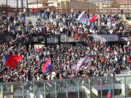 Tifosi Catania, Curva Nord stadio Angelo Massimino
