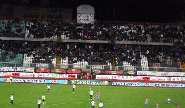 Tribuna B, stadio Angelo Massimino