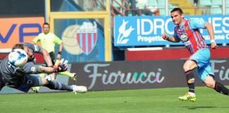 2-1 tra Catania e Sampdoria. Anche Bergessio in gol