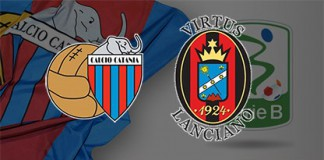 Catania-Lanciano, 3-3