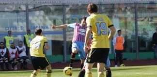 Catania e Lazio avversarie allo stadio Massimino nel 2014