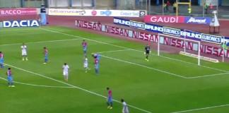 Catania e Vicenza avversarie allo stadio Massimino nel 2014