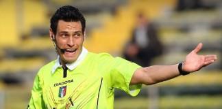 Maurizio Mariani, arbitro