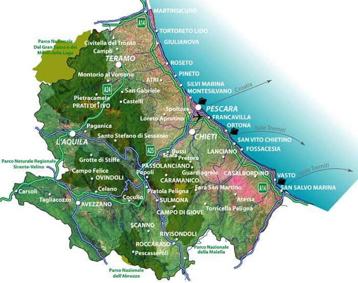 Cartina Geografica Roccaraso.Legittimazione Usi Civici Regione Abruzzo Portale
