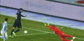 Catania vs Pescara, Lucas Castro
