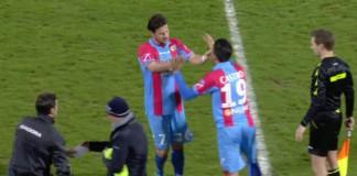 Riccardo Maniero e Lucas Castro