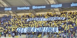 Tifosi Modena, stadio Alberto Braglia