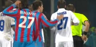 Catania vs Inter, 12 marzo 2010