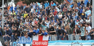 Virtus Entella, tifosi