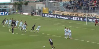 Entella vs Catania
