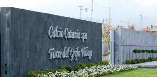 Torre del Grifo Village, Centro Sportivo Catania
