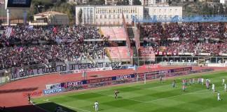 Catania vs Trapani, Stadio Angelo Massimino