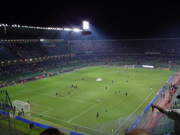 Palermo, Stadio Renzo Barbera