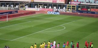 Catania vs Livorno