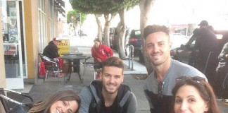 Daniele Sciaudone a San Francisco