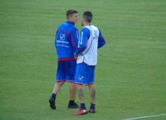 Andrea Mazzarani e Francesco Lodi