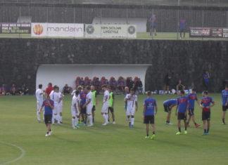 Amichevole Catania vs Paternò