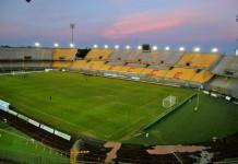 Lecce, stadio Via del Mare