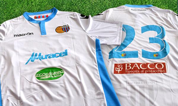 Sponsor maglie Catania