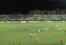 Monopoli vs Catania, stadio Veneziani