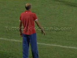 Giuseppe Pancaro, tecnico Catania