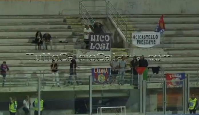 Monopoli vs Catania, tifosi