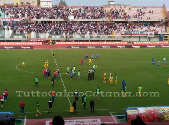 Catania vs Martina
