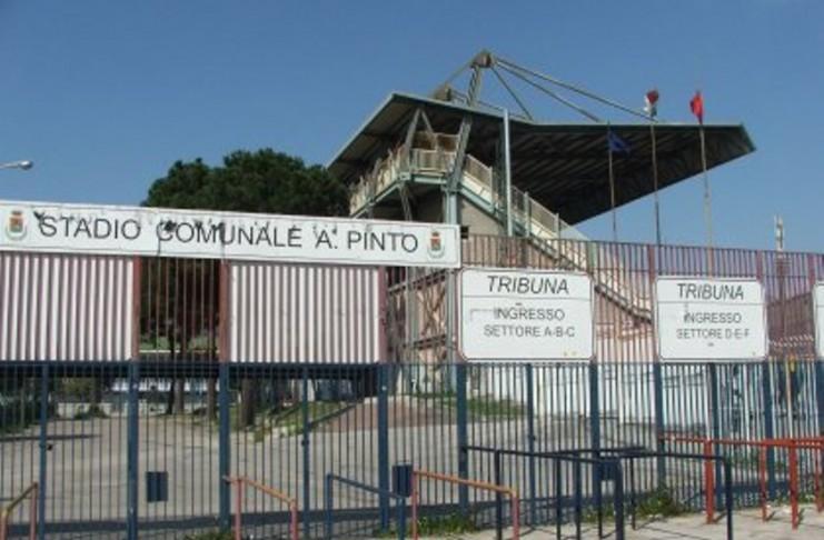 Casertana, Stadio Alberto Pinto