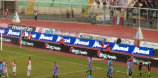 Catania vs Benevento