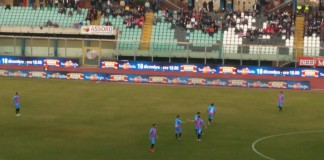 Catania vs Benevento