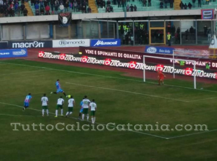Catania vs Monopoli, Caetano Calil