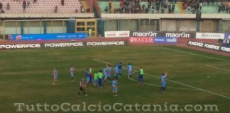 Catania vs Matera