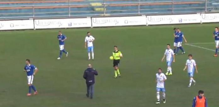 Andria vs Catania