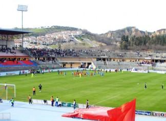 Cosenza, Stadio San Vito