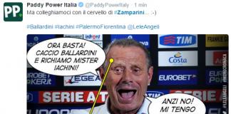 Maurizio Zamparini Paddy Power