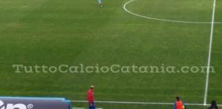 Catania vs Casertana, Giuseppe Pancaro