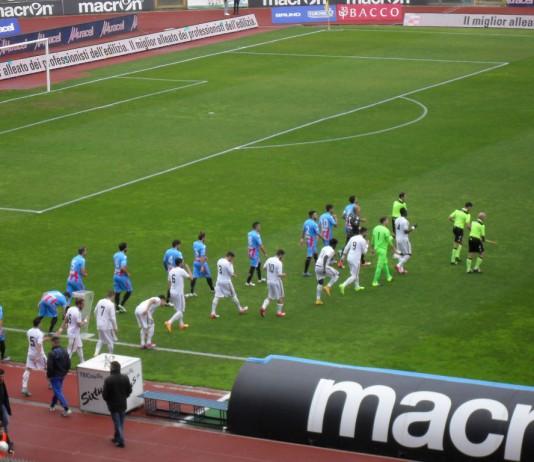 Catania vs Juve Stabia