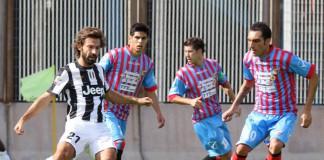 Catania - Juventus
