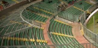 Settore Ospiti - Palermo, Stadio Renzo Barbera