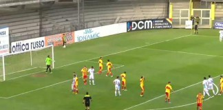 Benevento vs Catania