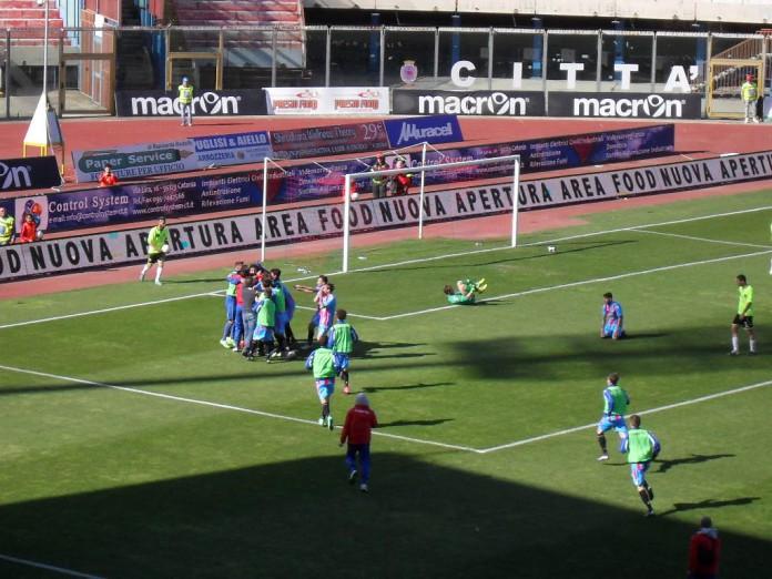 Catania vs Lupa Castelli Romani