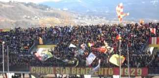 Curva Sud Benevento