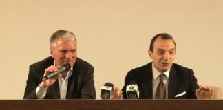 Davide Franco e Pierluigi Mancuso