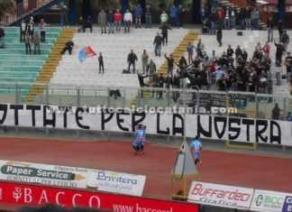 Curva Sud, Calcio Catania
