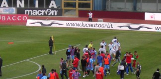 Catania vs Andria