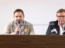Christian Argurio e Pietro Lo Monaco