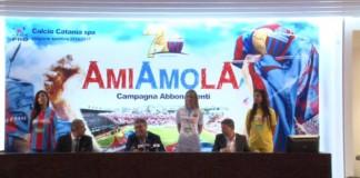 Campagna Abbonamenti Calcio Catania